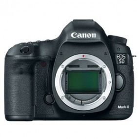 Canon EOS 5D Mark III Digital SLR Camera Body Only