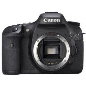 Canon EOS 7D Black SLR Body Only