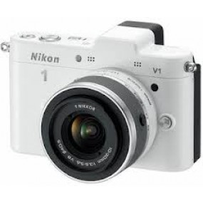 Nikon 1 V1 Kit (10-30mm) White