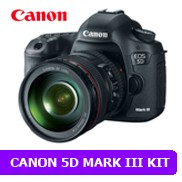 Canon 5D Mark III Kit Banner